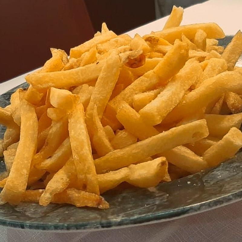 Patatas Fritas - La Burguesita Restaurante para niños en Boadilla del Monte